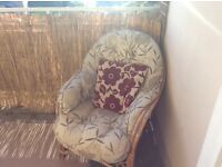 2 conservatory chairs for sale £50
