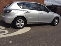 quick sale,Excellent mazda3 year mot only £1395