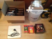 Home brew kit plus extras