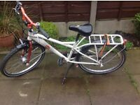 A Unisex Child's Btwin bicycle for sale