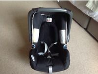 Britax car seat. Birth - 13kg