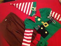 Elf Costume, 3-5 years