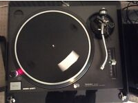 1 Technics turntable . ( No offers ) .