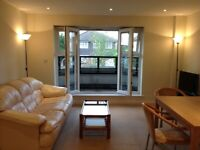 Modern, Fully Fitted 2 Double Bedroom Apartment With 2 Bathrooms