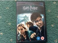Harry Potter DVD - the deathly hallows part 1
