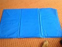 Large Dog/Pet Gel Cooling Mat