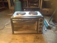 Table top cooker,£20..00