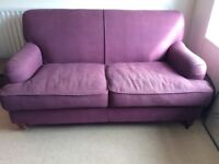 MADE two seater sofa