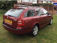 SKODA OCTAVIA ELEGANCE TDI 12 MNTHS MOT IMMACULATE CONDITION THROUGHOUT DRIVES EXCELLENT