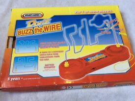 Buzz the wire board game