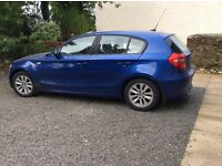 BMW 1 Series perfect condition