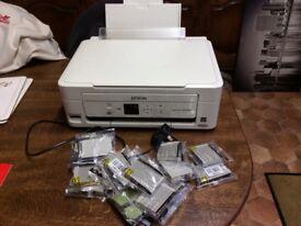 Epson printer.
