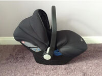 Simplicity Car Seat and Isofix base - Collection Only