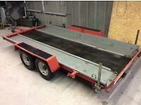 Car transporter trailer 10ft x 4ft 8 inch for vintage car