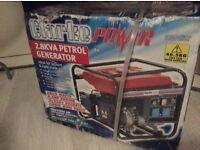 Clarke generator brand new in box £200