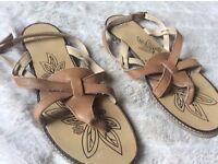 M&S sandles size 6