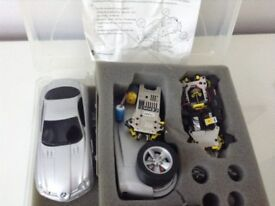 Remote control kit car
