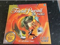 Kids Trivial Pursuit Board Game