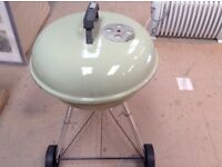 Used Weber Kettle Barbecue