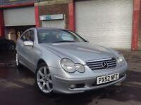 2002 Mercedes Benz C220 CDI SE Coupe mot until March