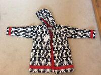 Waterproof coat - Kitestrings by Hartstrings bnwt age 5-6