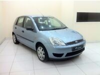 Ford Fiesta 1.4 TDCi Style 5dr - 12 Month MOT - Service History - £0 DEPOSIT LOW RATE FINANCE