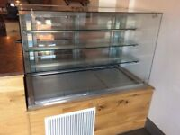 Bespoke grab & go drop in fridge