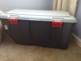 large heavy duty storage container