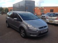 Ford S Max Diesel 7 Seater Good Condition with 1 Owner history and mot