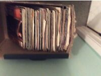 collection of singles 80 in total