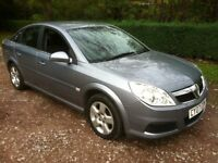 2007 VAUXHALL VECTRA 1.9 CDTI **TURBO DIESEL**10 MONTHS MOT** 6-SPEED GOOD CONDITION FOR ITS AGE