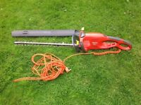 Flymo hedge trimmer 6000XT