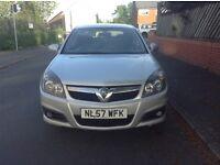 Facelift model Vauxhall Vectra Sri 1.9cdti 150bhp 57reg full mot 131k miles