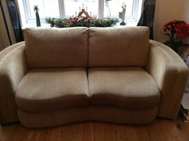 For Sale; 1 x 2 seater & 1 x 3 seater settee