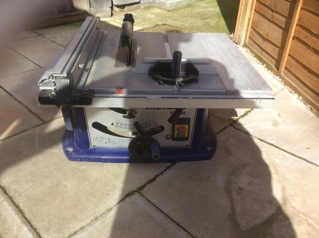 Metabo 10 inch table saw 110 volt