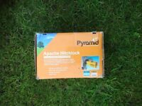 Pyramid trailer hitch lock, brand new still in box