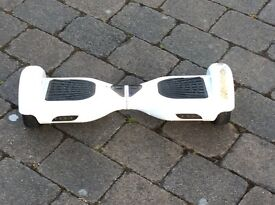 Hover board for sale unwanted gift.
