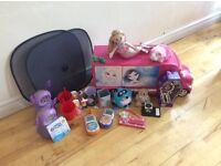 Car boot bundle kids items 6 photos