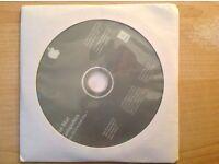 Original OS X Leopard Install disc 10.5