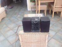 Matsui Cassette Tape Deck