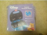 Disney toasted sandwich maker