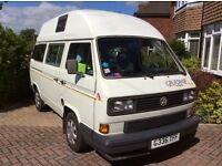 VW Westfalia California Campervan - LHD