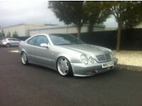 Swap wanted clk 2.4 supercharged ( modified)