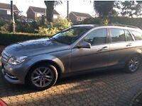 Mercedes 220 Executive SE estate 2012
