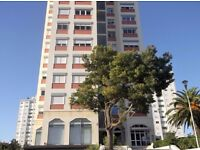 Lovely 1 Bedroom Apartment in Parede, Portugal. Overlooks sea and gardens.