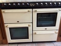 BELLING DUAL FUEL FARMHOUSE RANGE COOKER MULTI FUNCTION