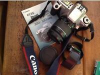 Canon EOS 300 Film SLR Camera