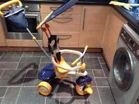 Child's smart trike