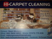 Hi CARPET CLEANING/EOT/MOVE/IN/OUT