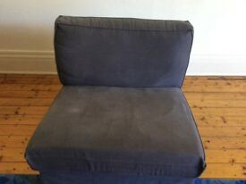LARGE confy chair. Suitable for rented students houses or private house